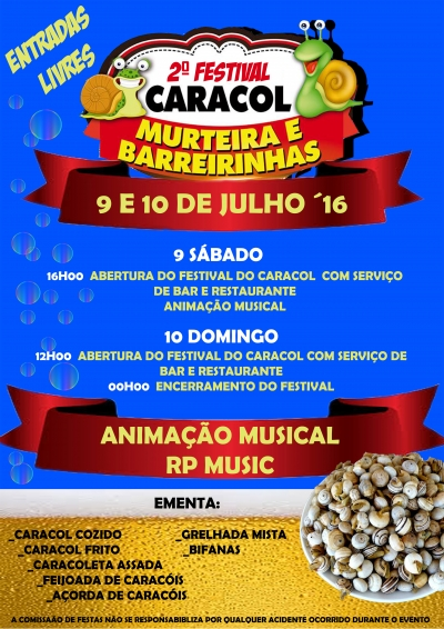 2º Festival do Caracol